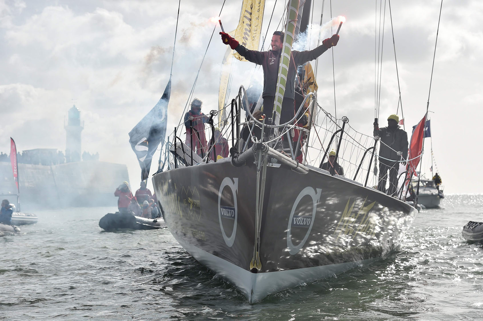 Vendee Globe solo around-the-world sailing race