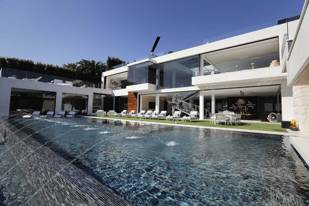The most expensive home listing in the U.S.