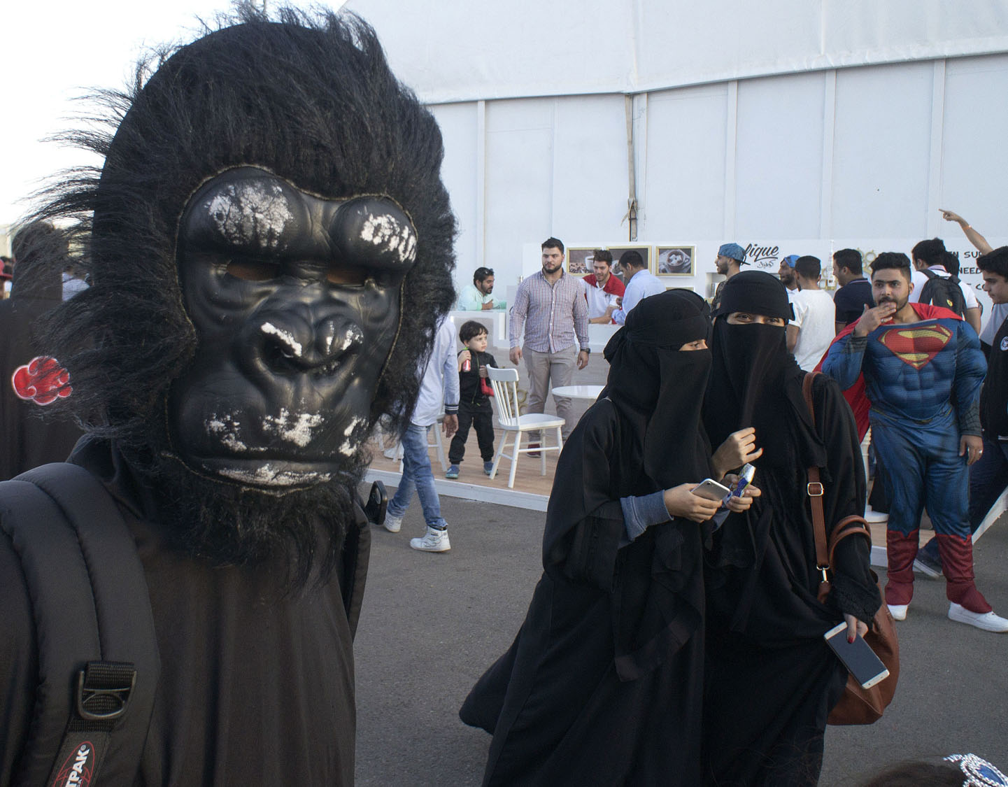 Saudi Arabia's first Comic Con