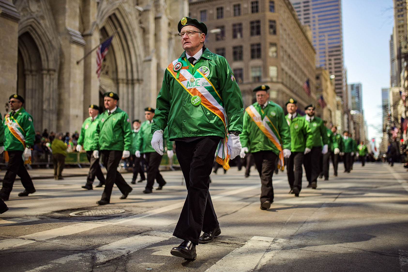 Parade Annual St. Patri...