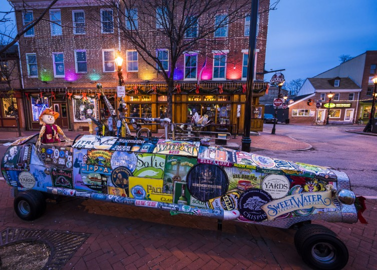 Fells Point, Baltimore. (Photo courtesy of Doug Ebbert)
