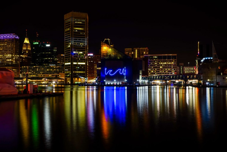 Baltimore's Inner Harbor. (Photo courtesy of Doug Ebbert)