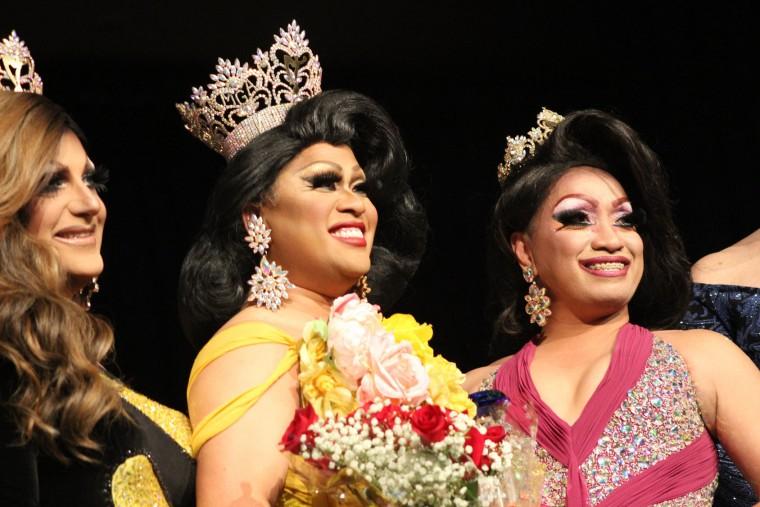 Tatiyanna Voche', Suzy Wong, Sue Nami. (Michael J. Palmisano with Palmisano Productions)