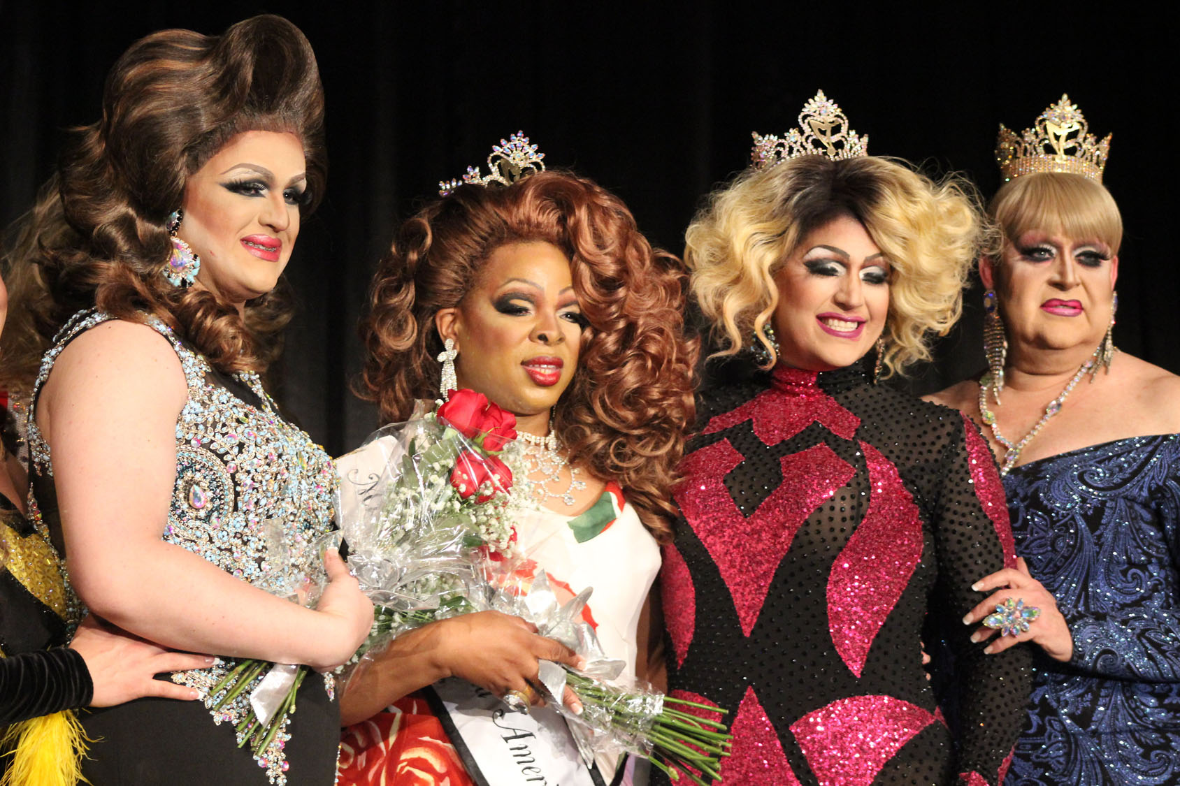 Miss Gay Maryland America 2017 in Baltimore