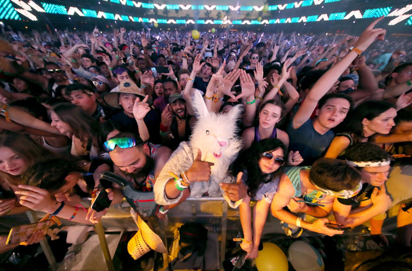 Coachella Valley Music and Arts Festival 2017