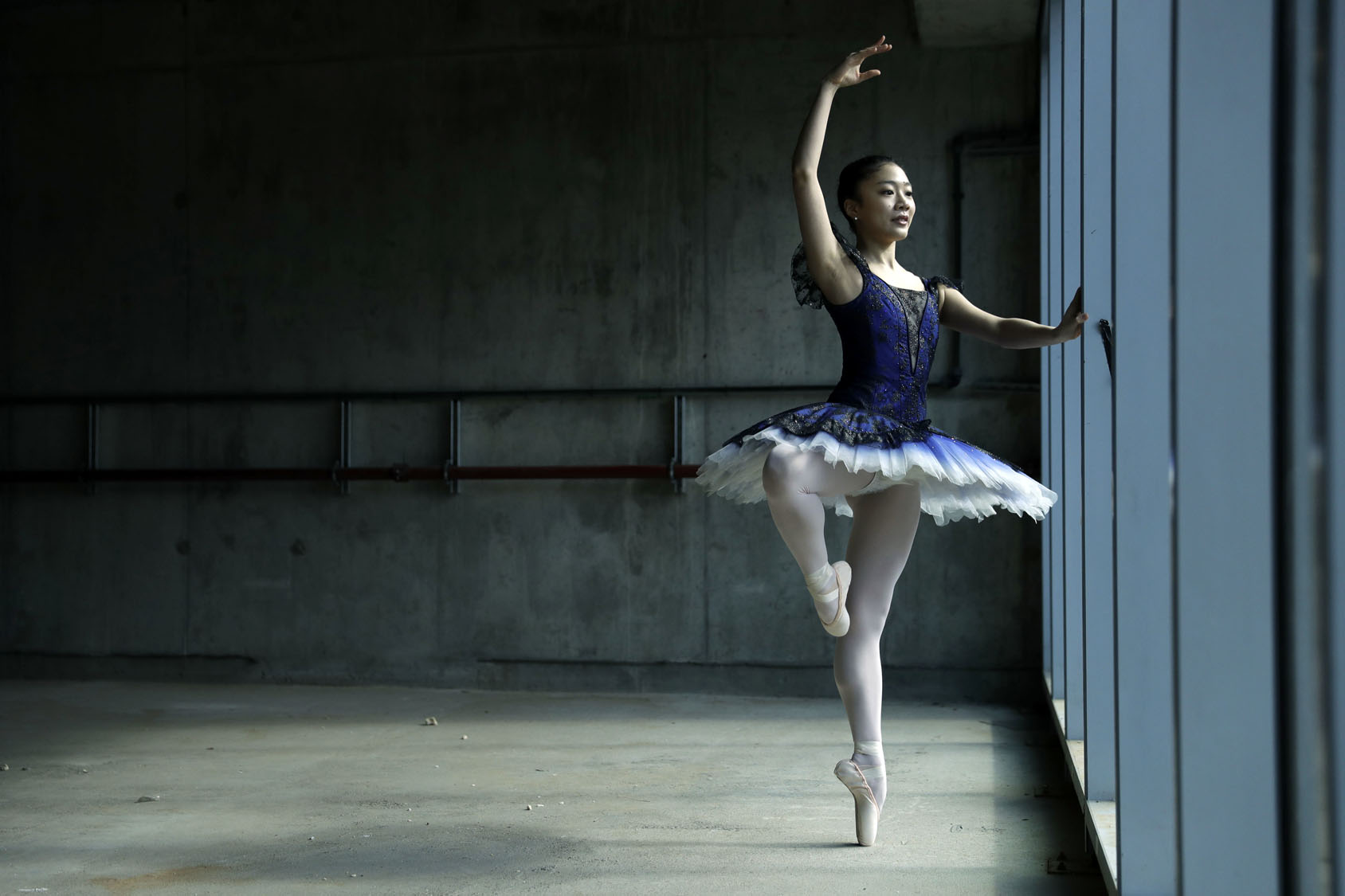 A look inside the Central School of Ballet in London