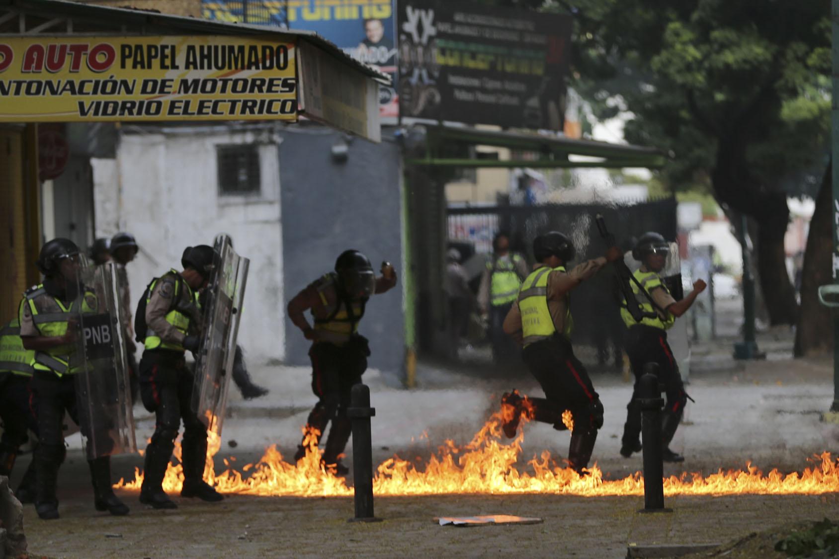 Political crisis in Venezuela