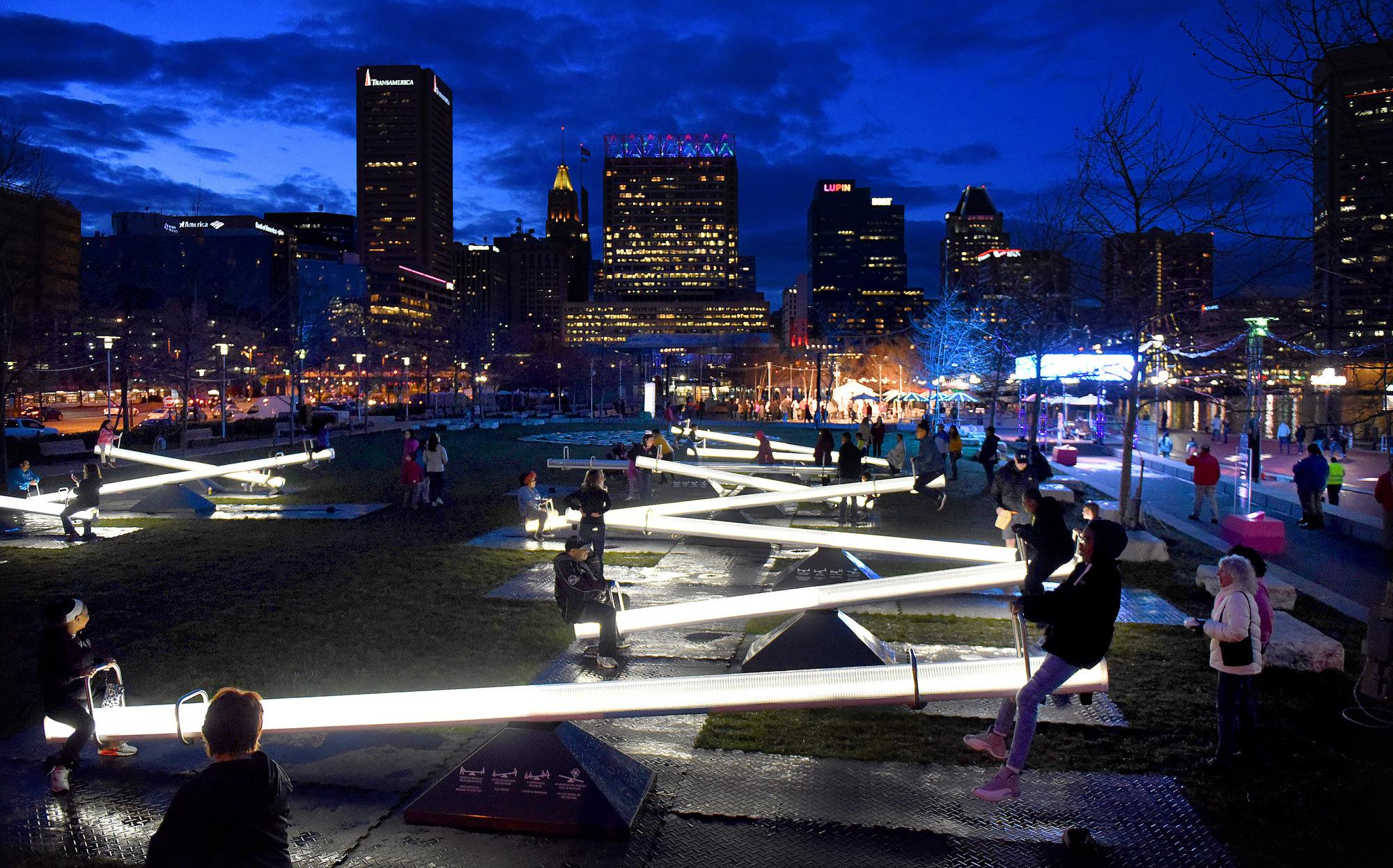 Light City Baltimore 2017