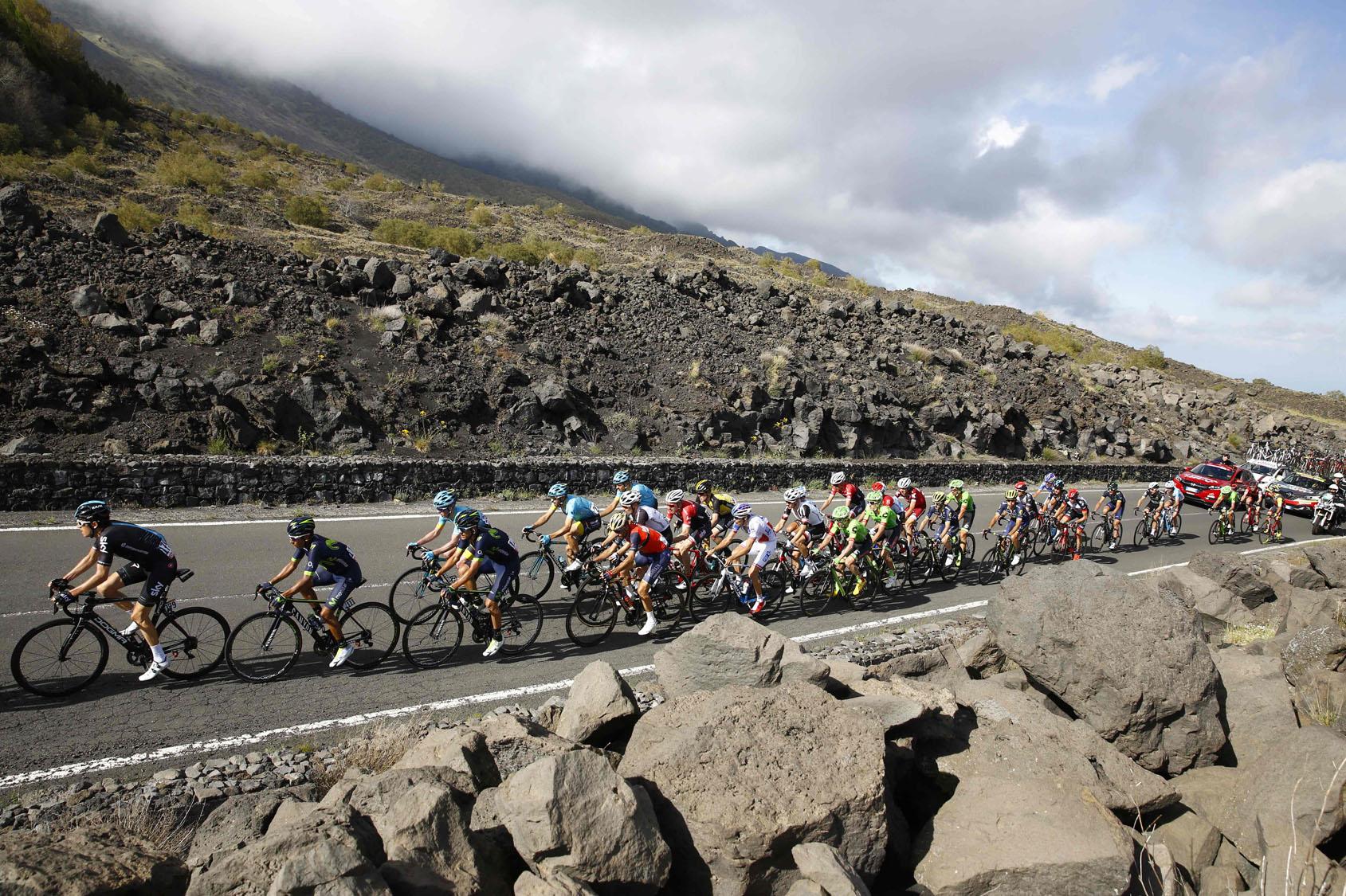 Climb Mount Etna Tour