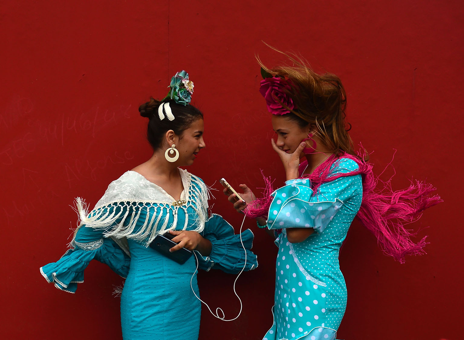 Feria de Abril, 'April Fair,' in Seville