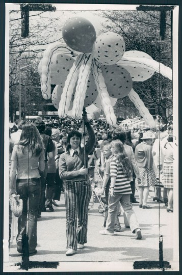 Towsontown Spring Festival 1972