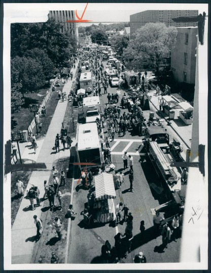 Towsontown Spring Festival 1977