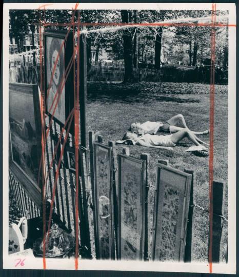 Towsontowne Arts Festival 1974