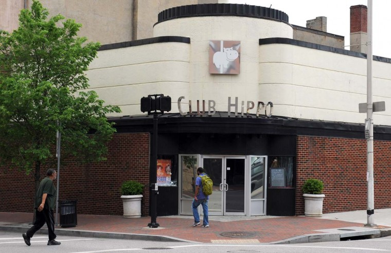 After more than four decades as an anchor in Baltimore's gay community and the Mount Vernon business district, The Hippo will close this fall to be converted into a CVS Pharmacy. (Jerry Jackson/Baltimore Sun)