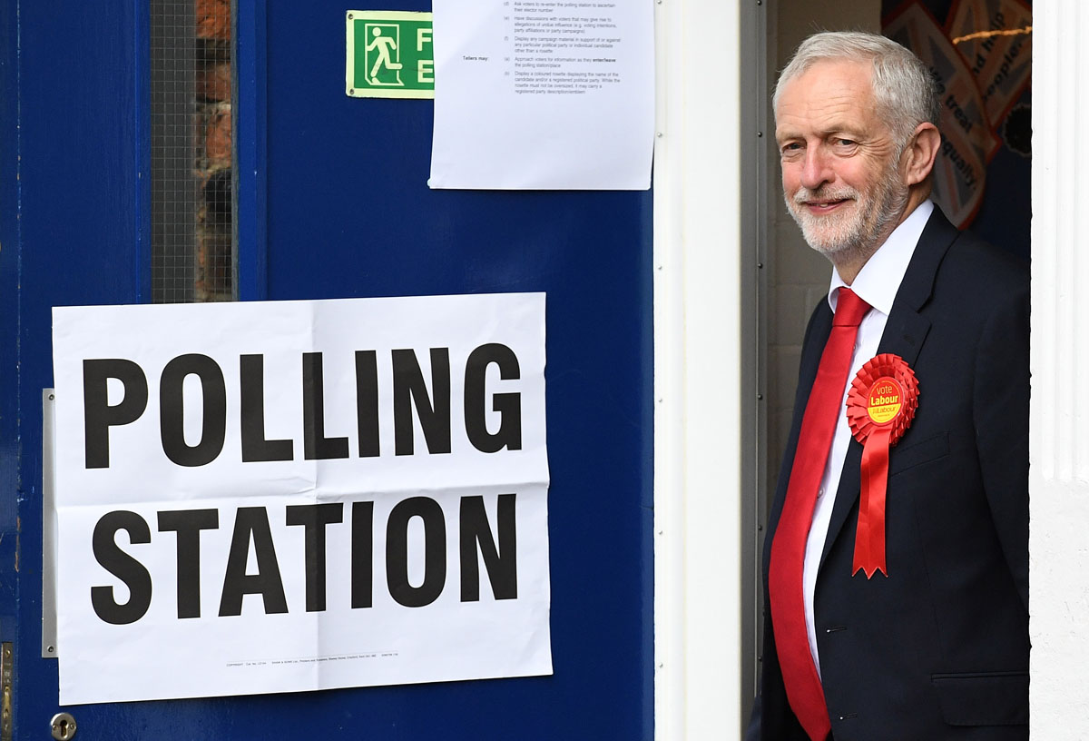 UK Elections: British voters head to the polling stations