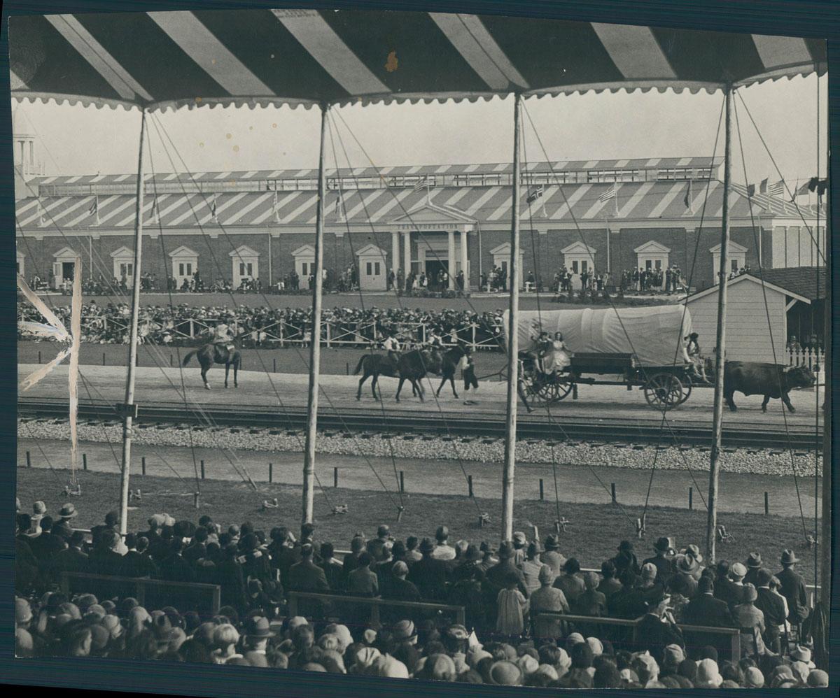 "The 1927 ""Fair of the Iron Horse"""