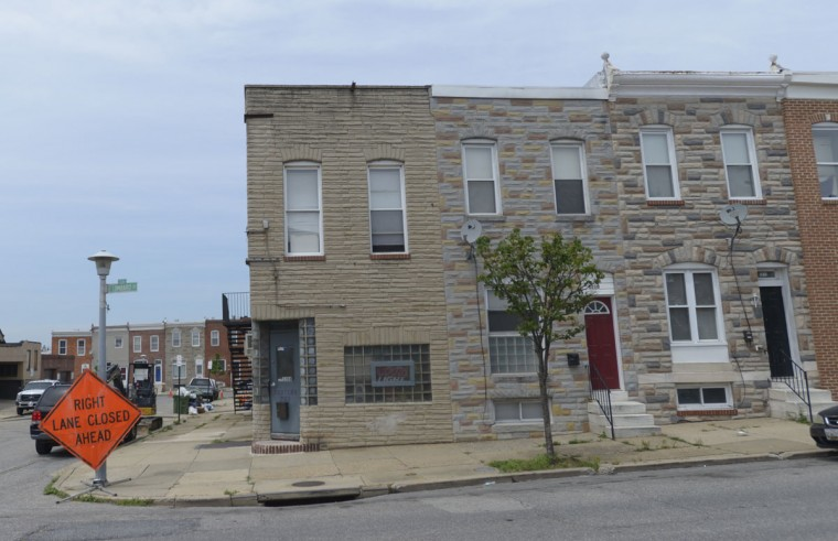 The corner bar is a venerable -- and ubiquitous -- institution in Highlandtown, a diverse neighborhood in east Baltimore. (Christina Tkacik/Baltimore Sun)