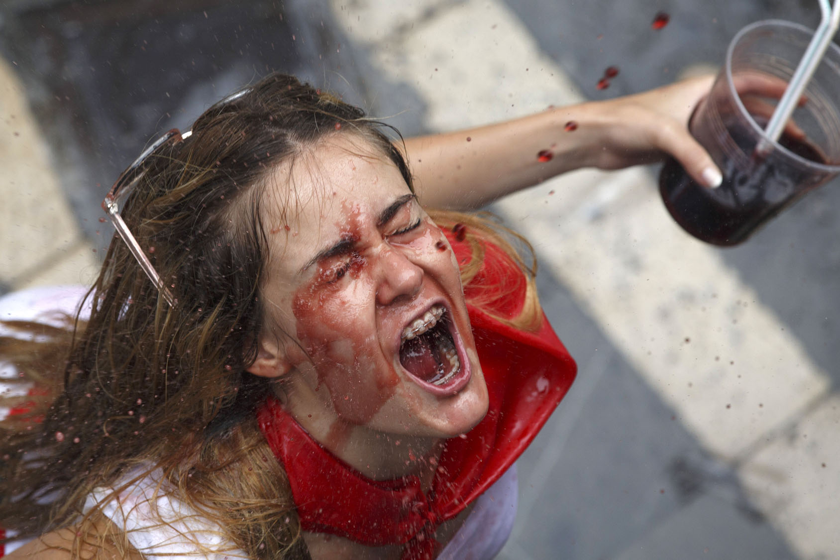 San Fermin 'running of the bulls' festival kicks off in Pamplona, Spain