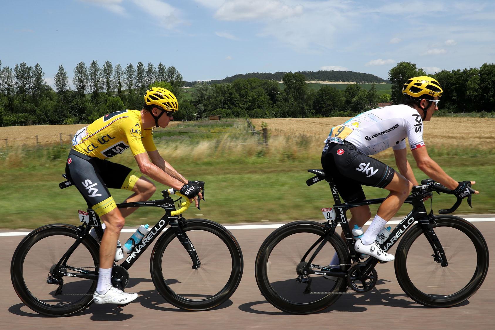 Team Sky Tour De France