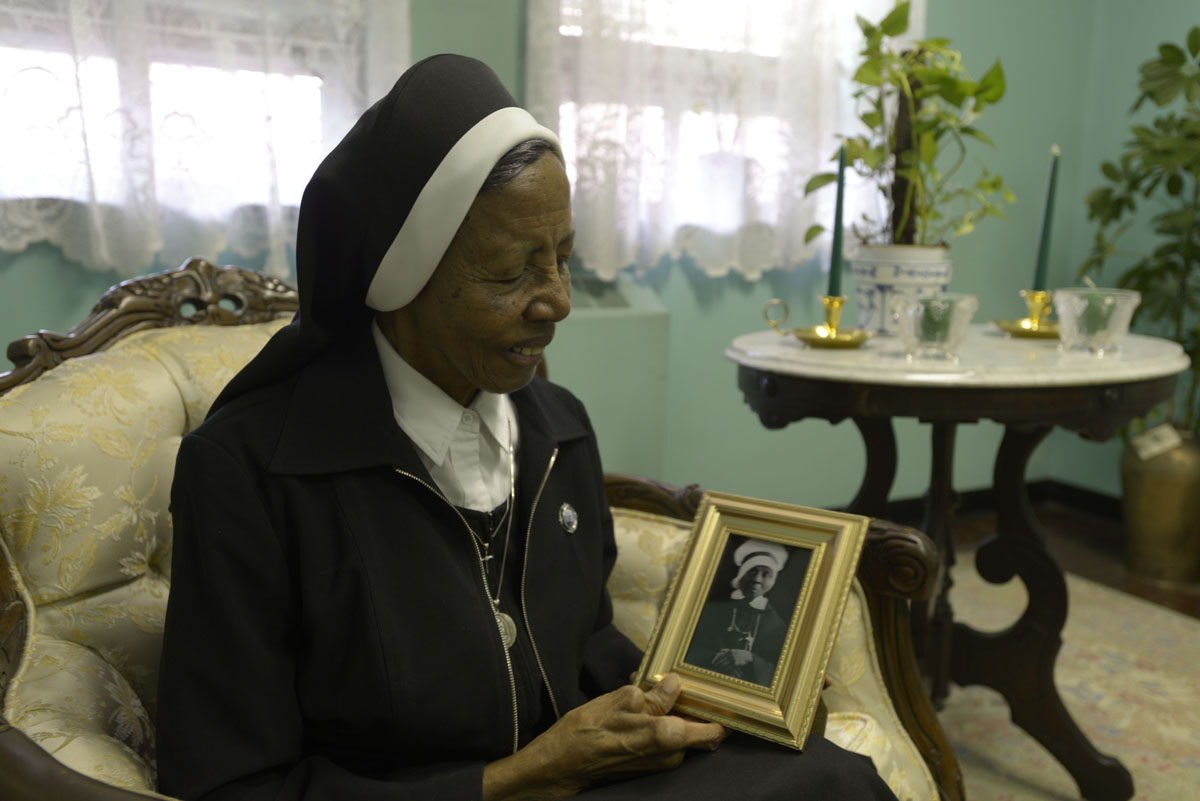 Waiting for a miracle with the Oblate Sisters of Providence
