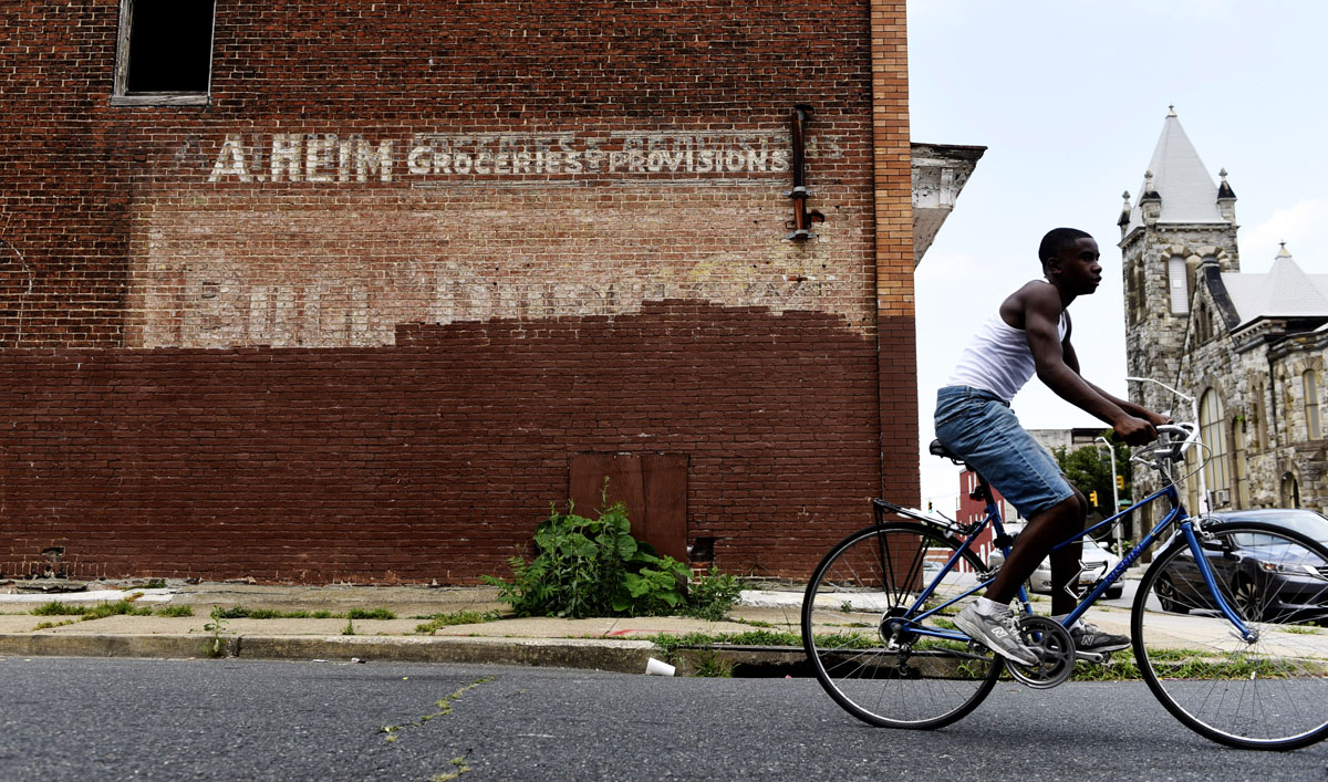 'Ghost signs' serve as reminders of the past