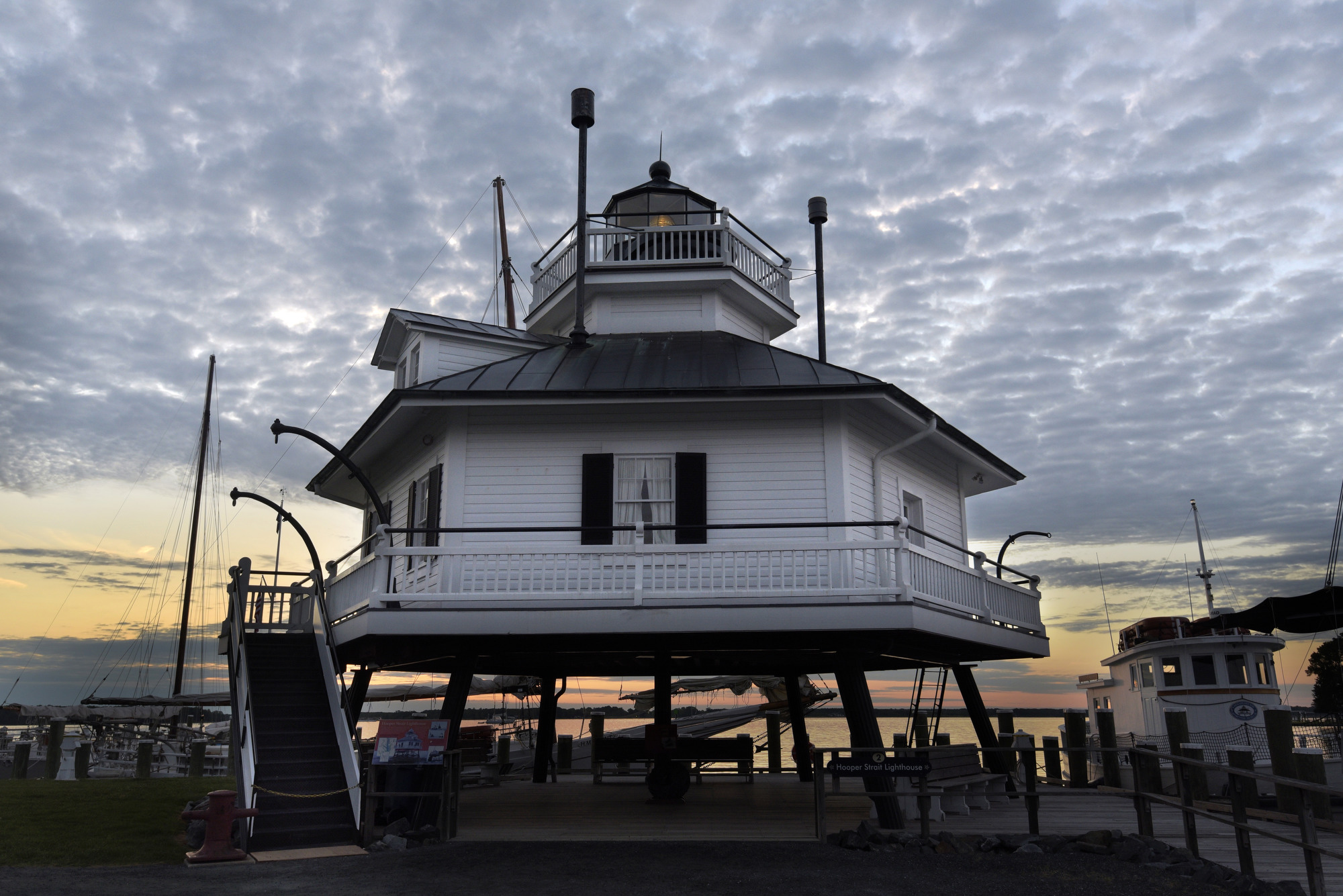 Hooper Strait Lighthouse, a treasured piece of Chesapeake Bay history