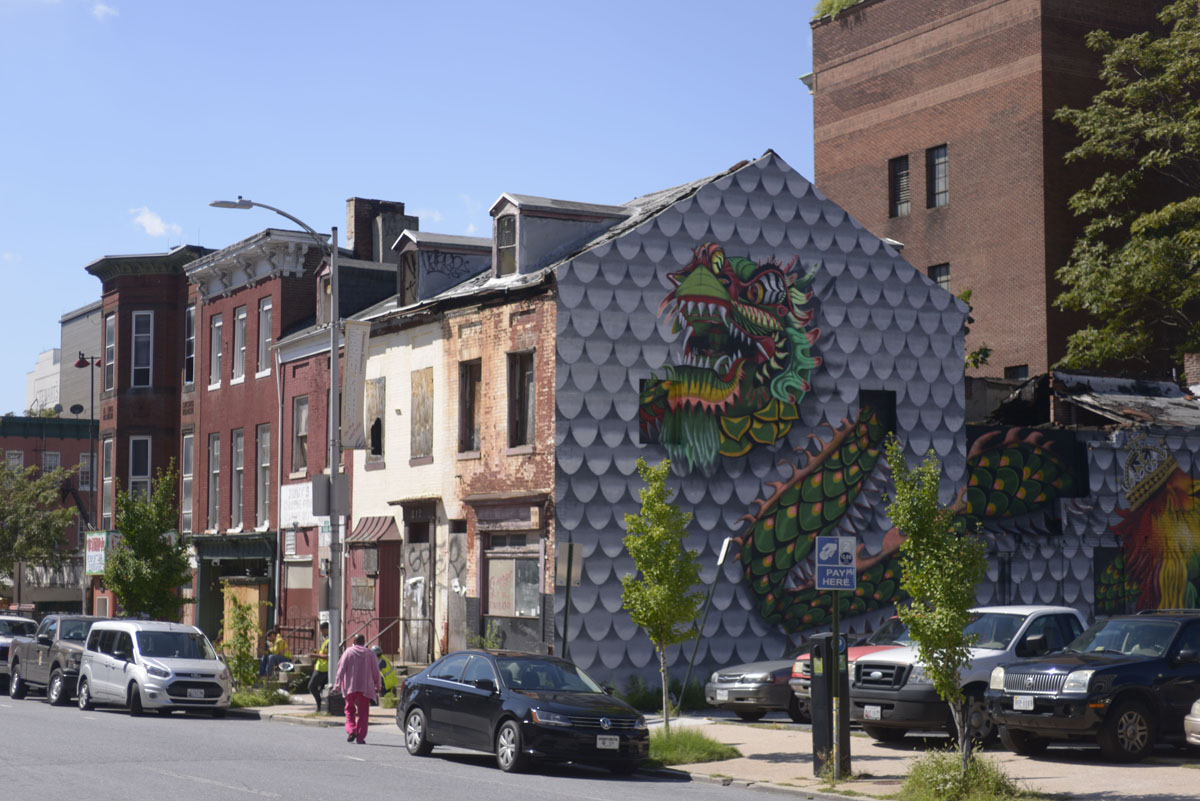 Baltimore's historic Chinatown again an immigrant hub