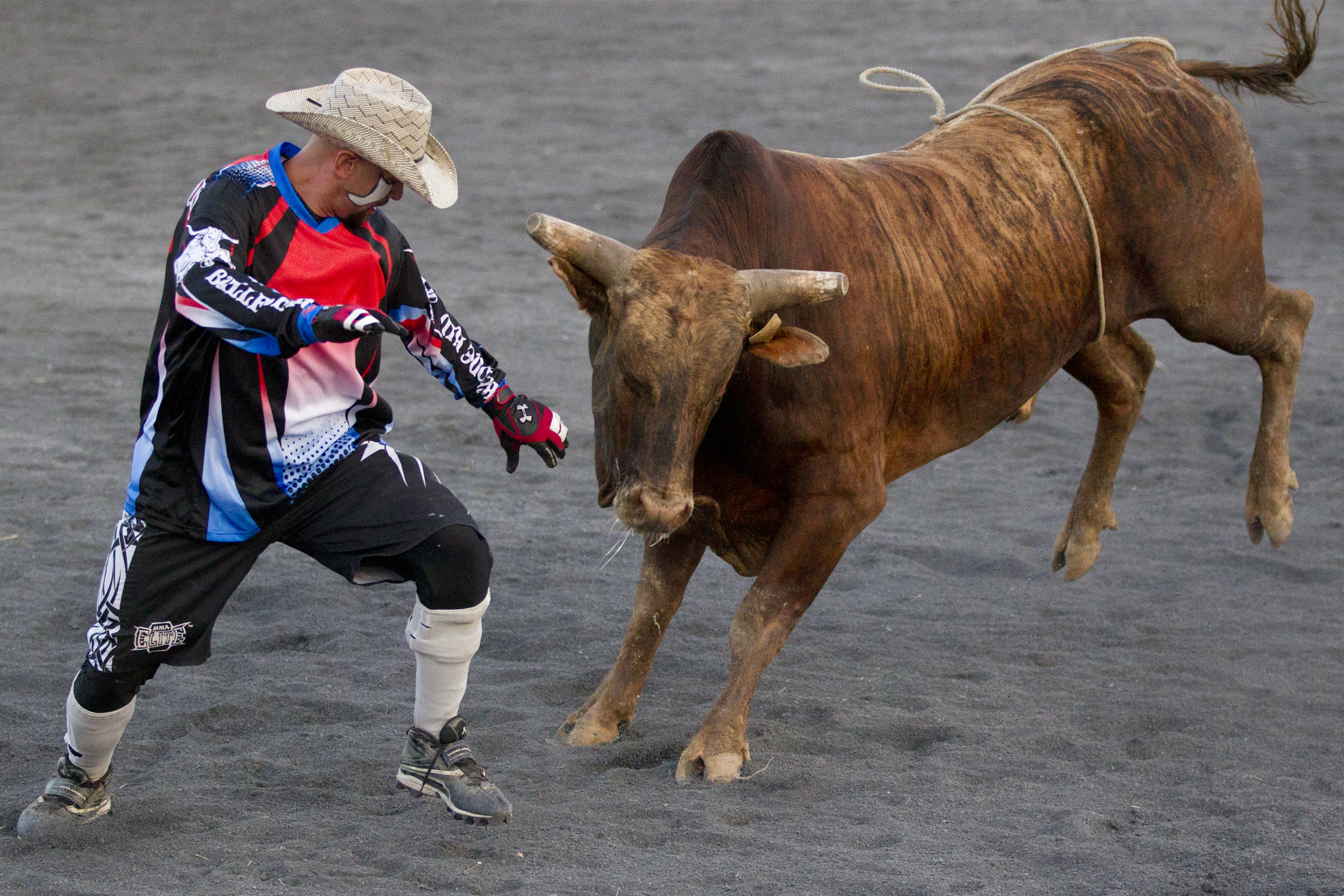 The Life Of A Rodeo Cowboy