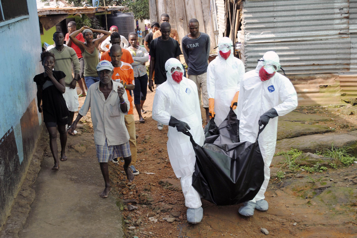 Safe and Effective Deployment of Personnel to Support the Ebola Response — West Africa