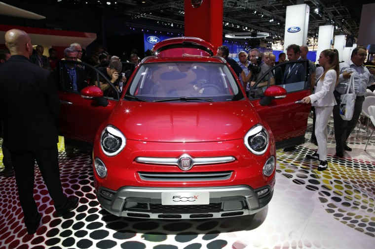day two of paris auto show features new concept cars. Black Bedroom Furniture Sets. Home Design Ideas