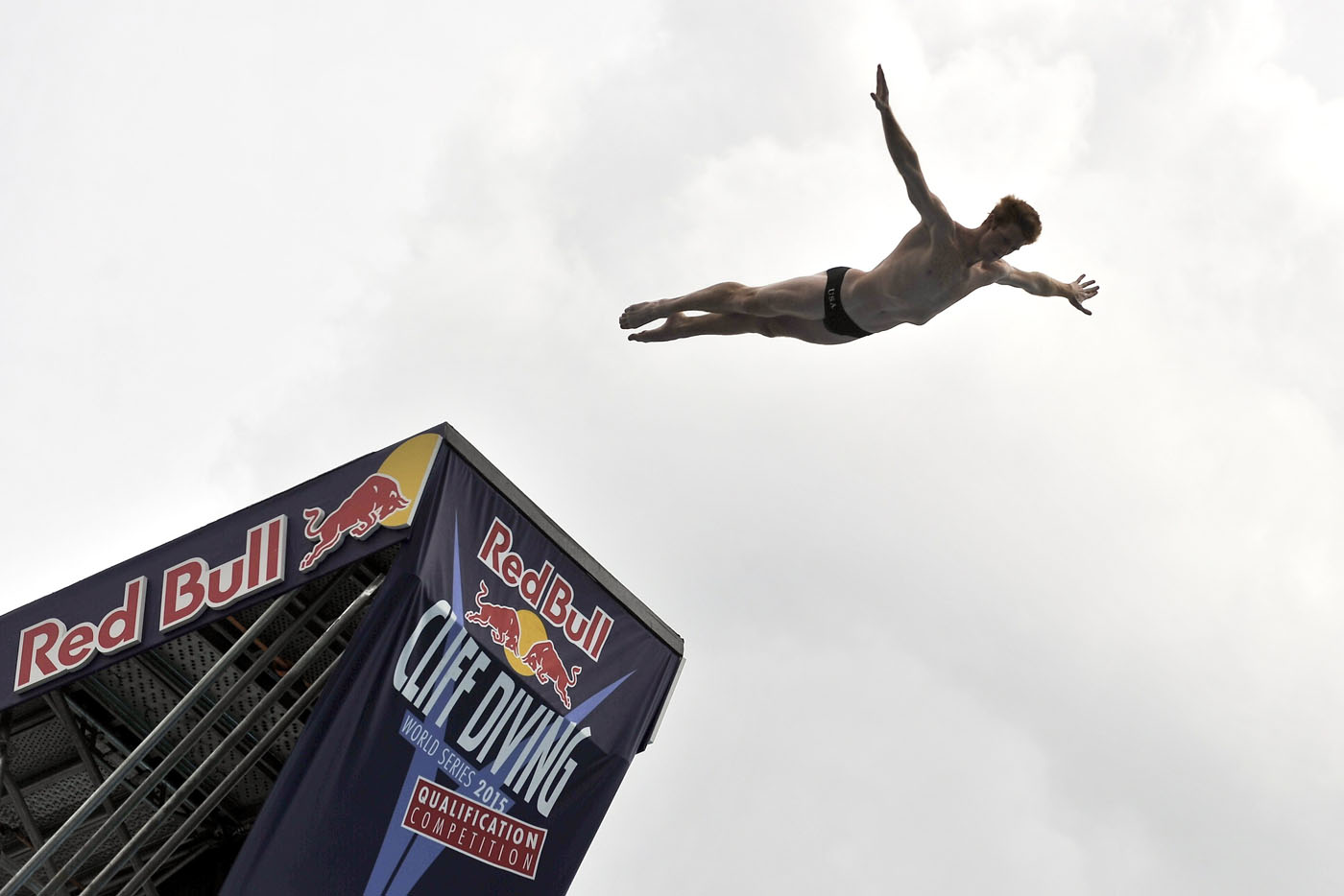 cliff diving world series