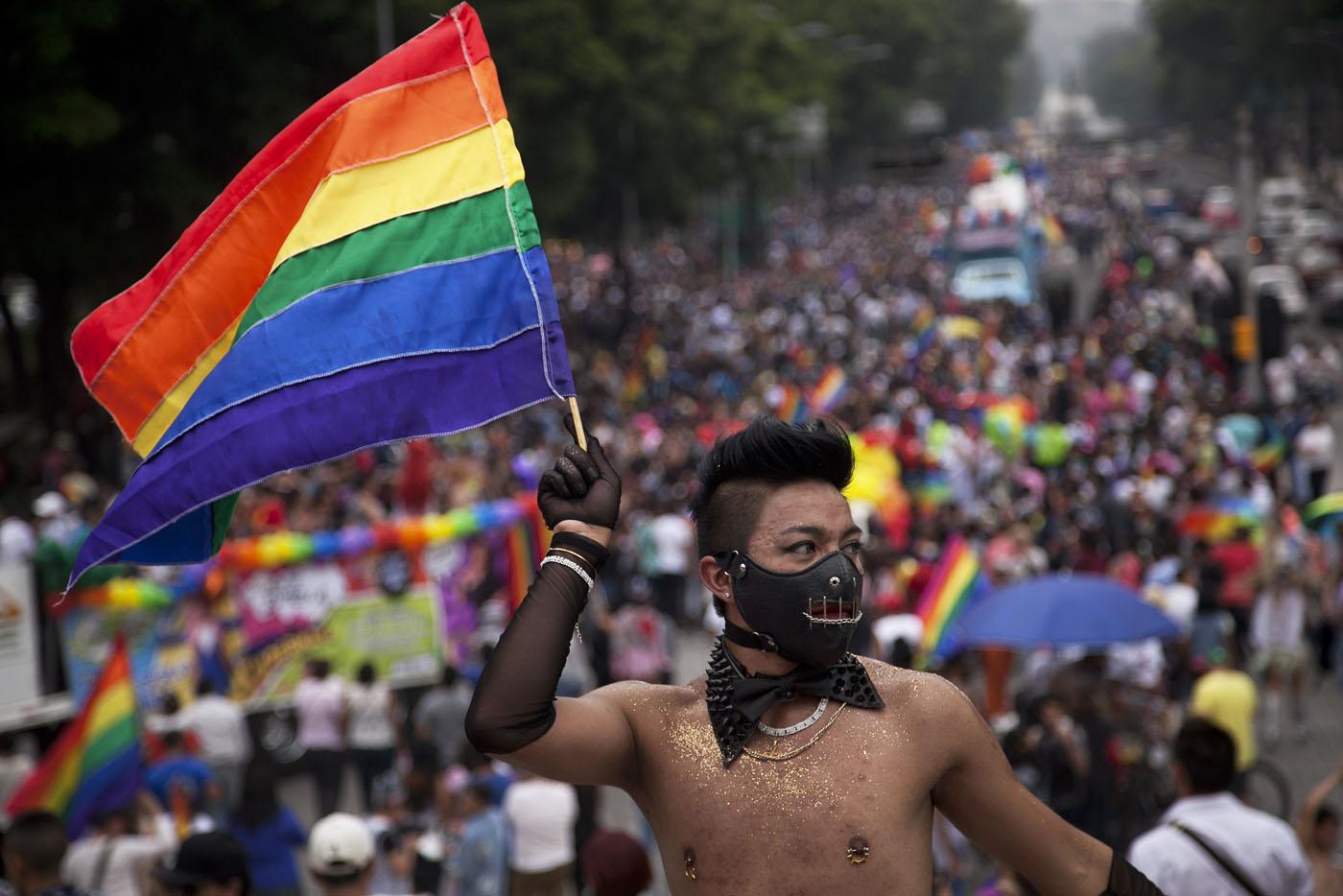 gay pride rainbow
