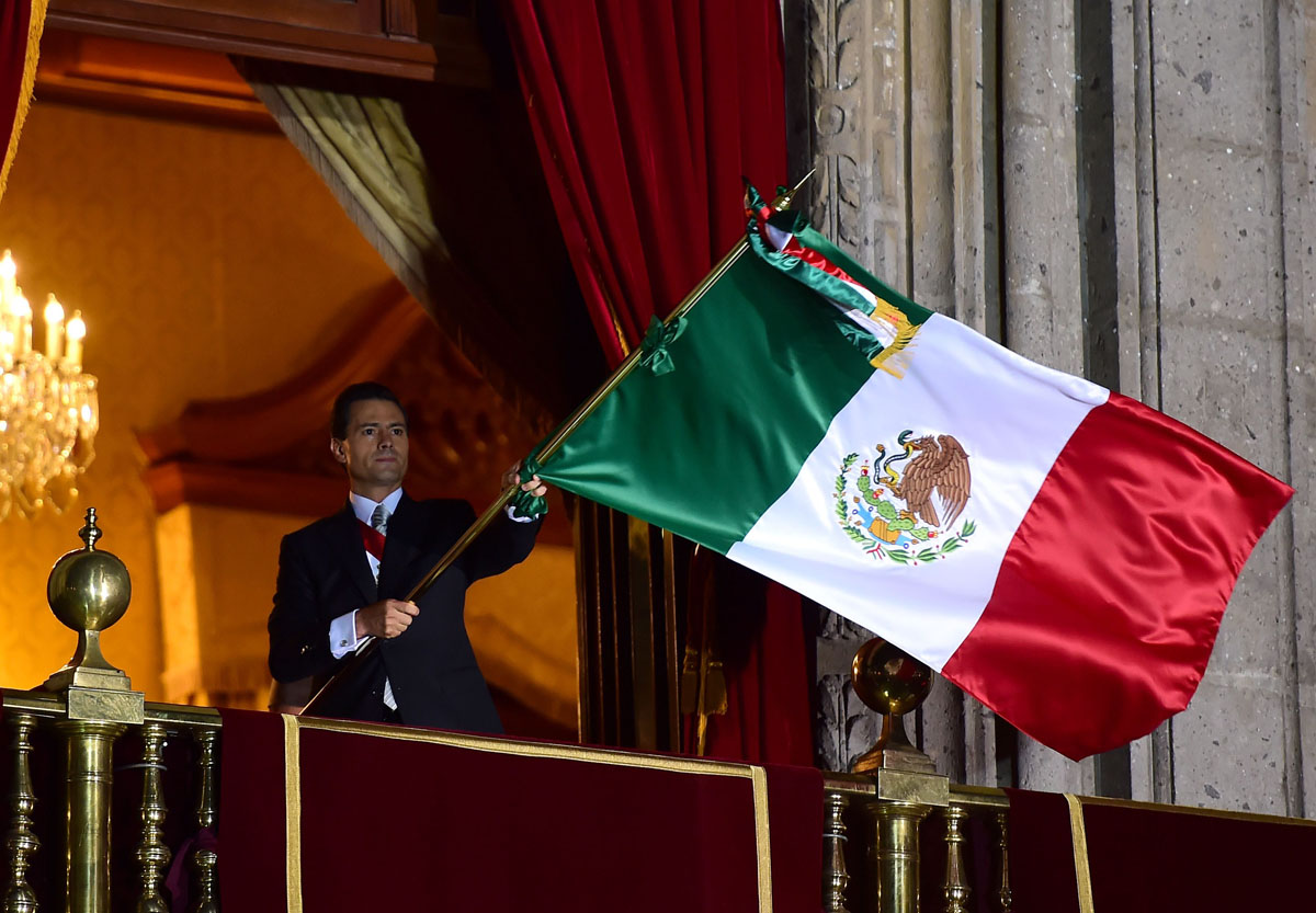 Statement of mexicos independence