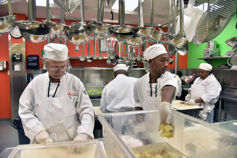 Maryland Food Bank Culinary Program