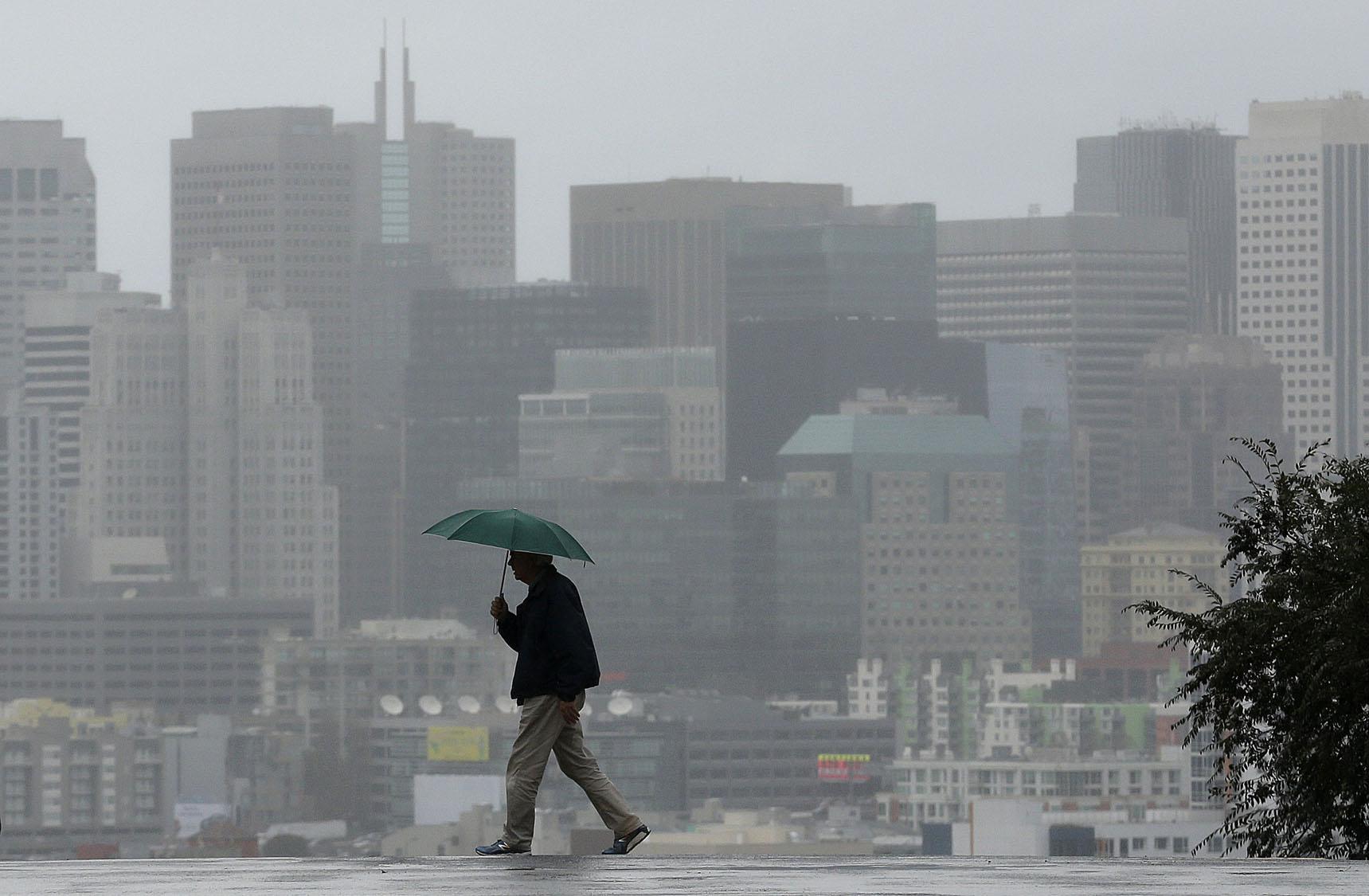el nino storms hit the west coast