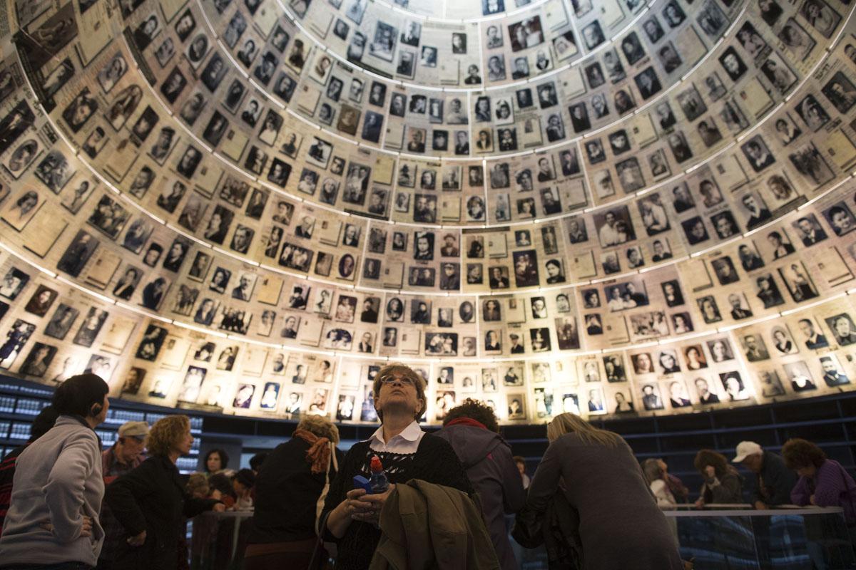 Holocaust victims honored on International Holocaust ...