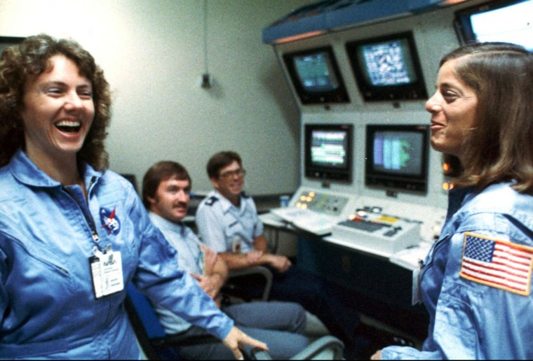 space shuttle challenger backup teacher - photo #6