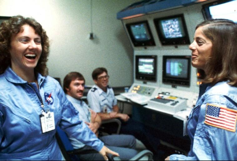space shuttle challenger teacher - photo #6