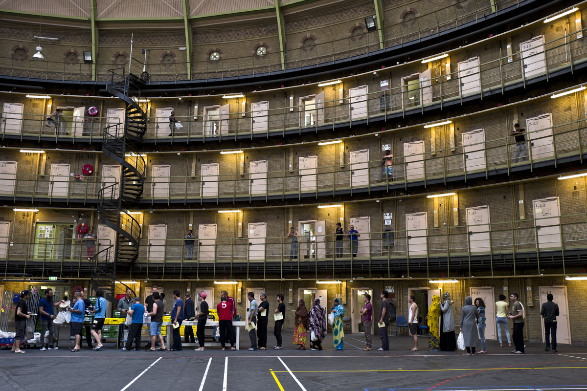 Cheapest Housing In Us Netherlands Empty Prisons Serving As Centers For Asylum