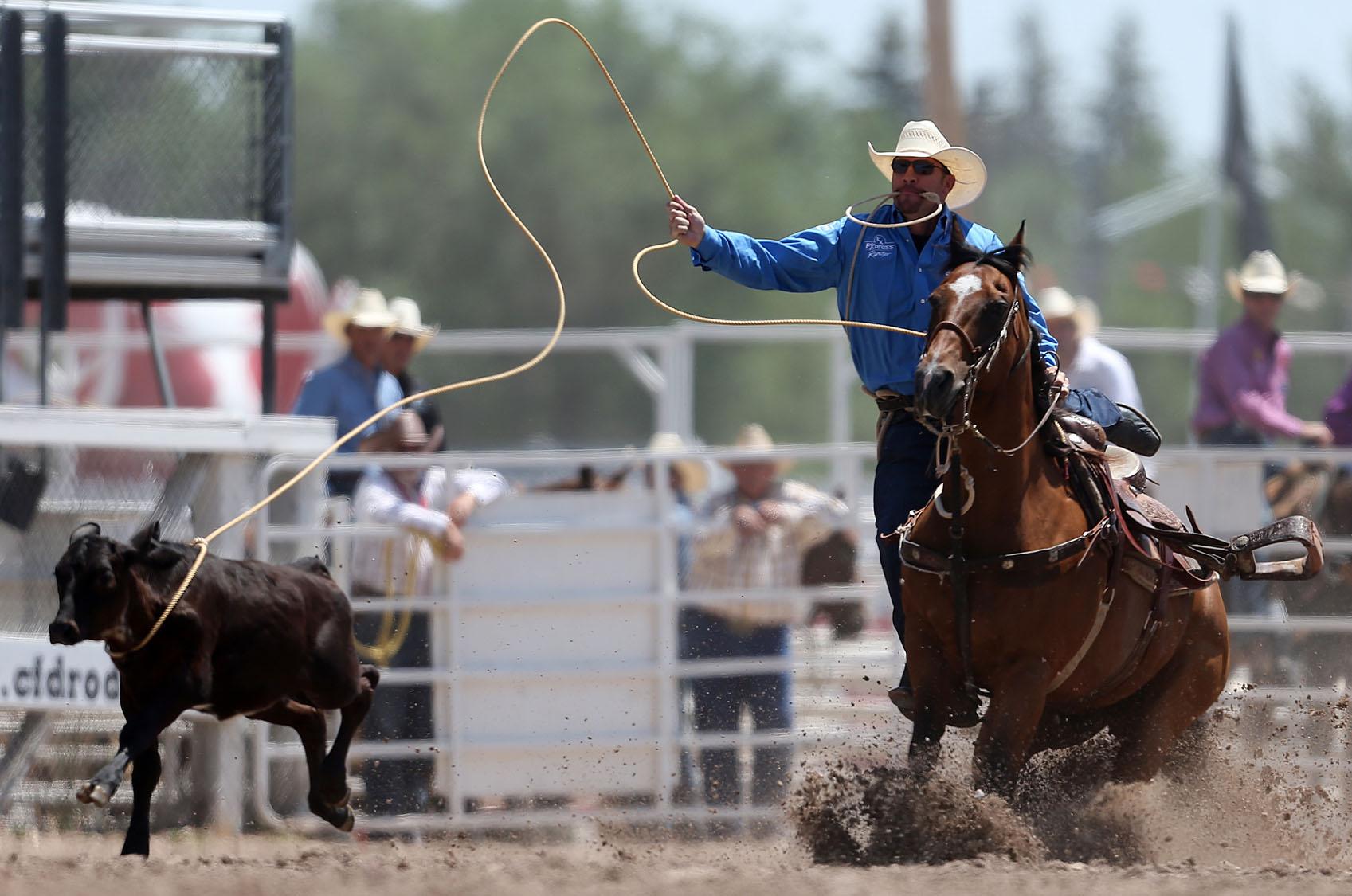 Apphoto Cheyenne Frontier Days Rodeo