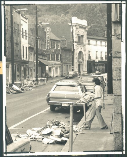 From the vault: Historic floods in Ellicott City, Maryland