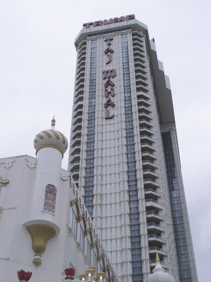 Atlantic City Trump