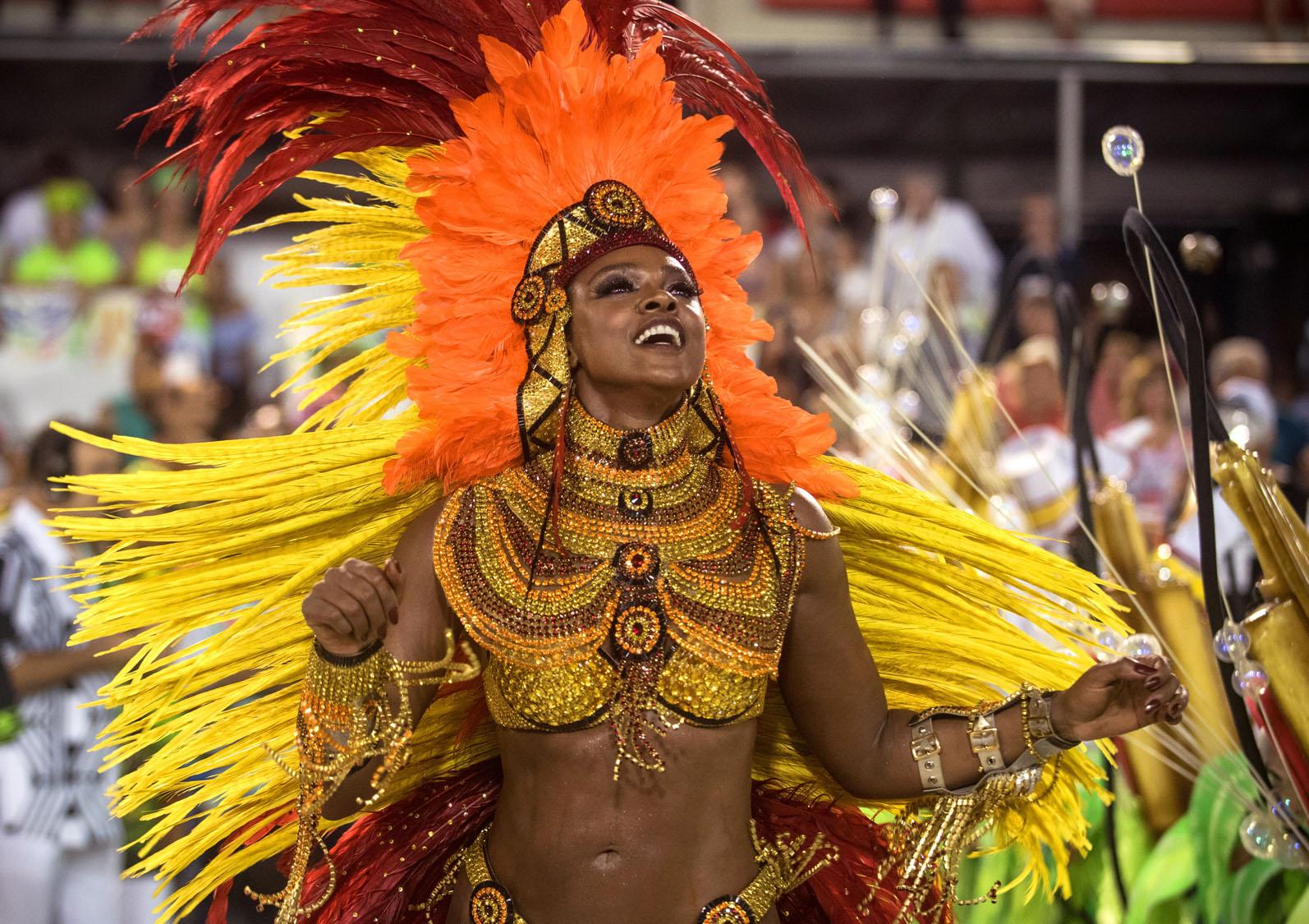 2017 Rio Carnival – Day 1