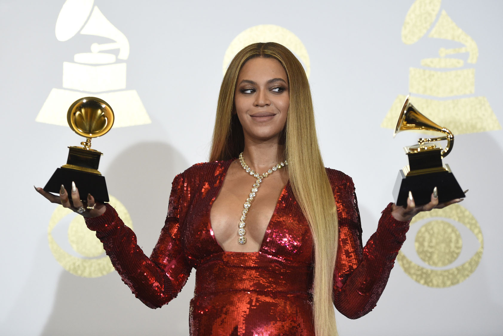 Grammy Award: Photos From The 59th Annual Grammy Awards