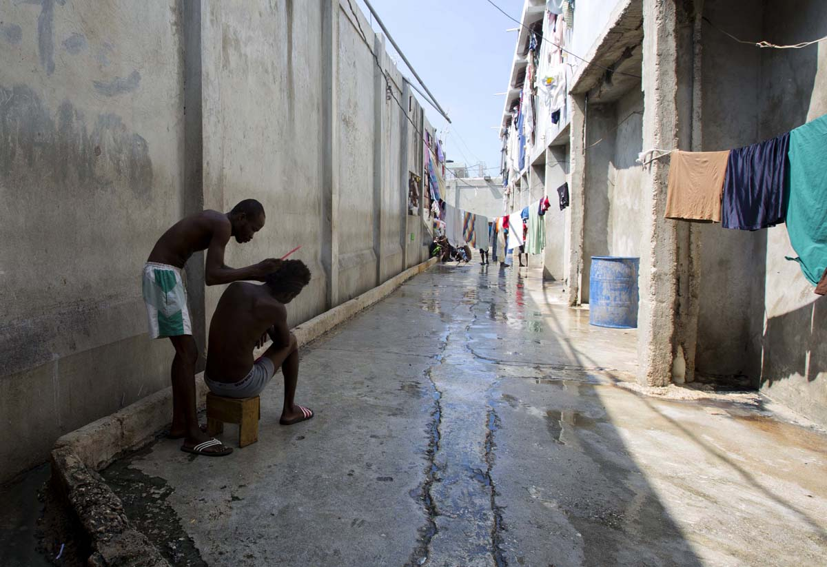 Overcrowding Disease And Death In Haiti Prison